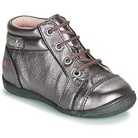 Boty Dívčí Kotníkové boty GBB NICOLE Fialová / Růžová