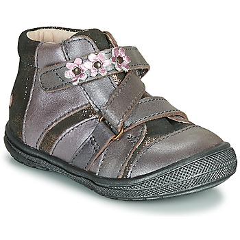 Boty Dívčí Kotníkové boty GBB NICOLETA Růžová
