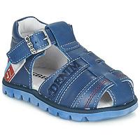 Boty Chlapecké Sandály GBB PELAGE Modrá