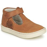 Boty Chlapecké Sandály GBB PRESTON Zlatohnědá