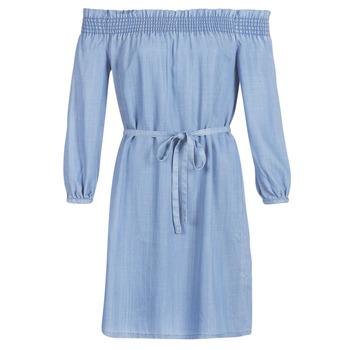 Textil Ženy Krátké šaty Only ONLSAMANTHA Modrá / Světlá