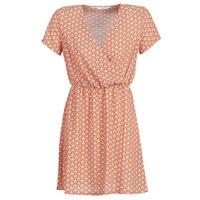 Textil Ženy Krátké šaty Only ONLTULIPE Oranžová
