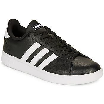 Boty Muži Nízké tenisky adidas Originals GD COURT NR HO Černá