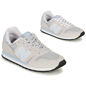 Boty Ženy Nízké tenisky New Balance NB WL373LAA Šedá