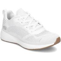 Boty Ženy Nízké tenisky Skechers Glam League Bílé