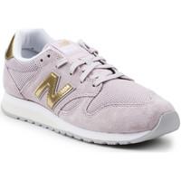 Boty Ženy Nízké tenisky New Balance WL520GDC pink