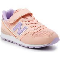 Boty Dívčí Nízké tenisky New Balance YV996M2 orange