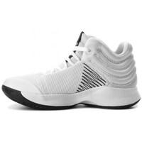 Boty Děti Basketbal adidas Originals Pro Spark Bílé