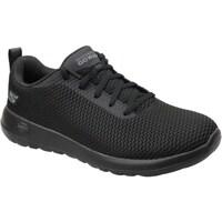 Boty Muži Nízké tenisky Skechers GO Walk Max Černá