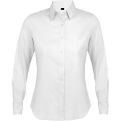 Textil Ženy Košile / Halenky Sols BUSINESS WOMEN Blanco