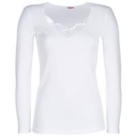 Spodní prádlo  Ženy Tílka  Damart CLASSIC GRADE 3 Bílá