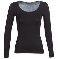 Spodní prádlo  Ženy Tílka  Damart MICROFIBRE GRADE 2 Černá
