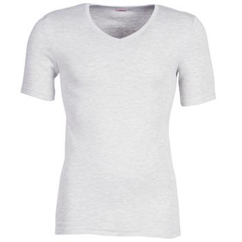 Spodní prádlo  Muži Tílka  Damart CLASSIC GRADE 3 Šedá