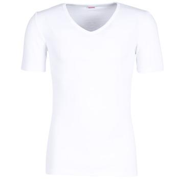 Spodní prádlo  Muži Tílka  Damart CLASSIC GRADE 3 Bílá