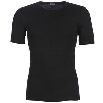 Spodní prádlo  Muži Tílka  Damart CLASSIC GRADE 3 Černá