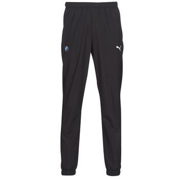 Textil Muži Teplákové kalhoty Puma BMW MMS WOVEN PANTS Černá