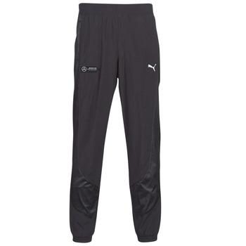 Textil Muži Teplákové kalhoty Puma MAPM STREET WOVEN PANTS MERCEDES Černá