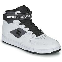 Boty Muži Kotníkové tenisky DC Shoes PENSFORD SE Bílá / Černá