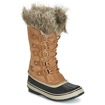 Boty Ženy Zimní boty Sorel JOAN OF ARCTIC Velbloudí hnědá