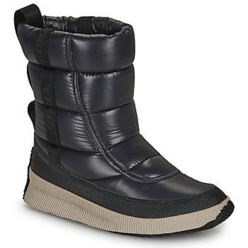 Boty Ženy Zimní boty Sorel OUT N ABOUT PUFFY MID Černá
