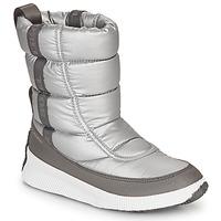 Boty Ženy Zimní boty Sorel OUT N ABOUT PUFFY MID Šedá