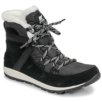 Boty Ženy Kotníkové boty Sorel WHITNEY FLURRY Černá