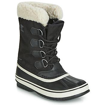 Boty Ženy Zimní boty Sorel WINTER CARNIVAL Černá