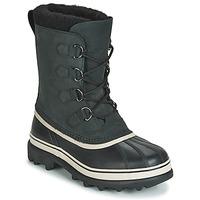 Boty Muži Zimní boty Sorel CARIBOU Černá