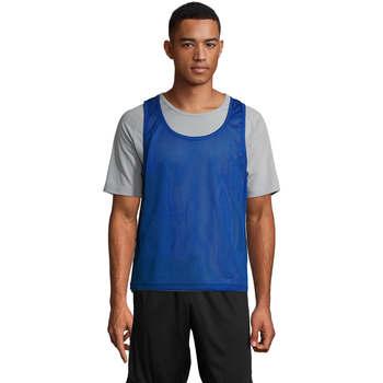 Textil Tílka / Trička bez rukávů  Sols ANFIELD SPORTS Azul