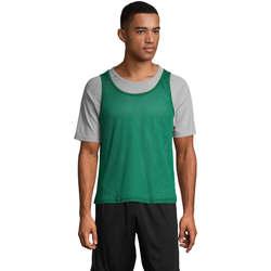 Textil Tílka / Trička bez rukávů  Sols ANFIELD SPORTS Verde