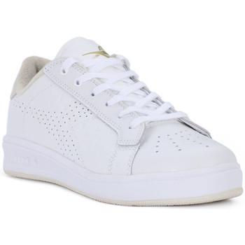 Boty Muži Nízké tenisky Diadora MARTIN PREMIUM Bianco