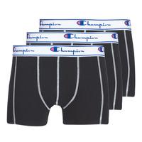Spodní prádlo  Muži Boxerky Champion UNI X3 Černá