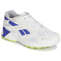 Boty Muži Nízké tenisky Reebok Classic AZTREK Bílá / Modrá
