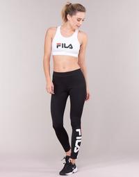 Textil Ženy Legíny Fila FLEX LEGGINGS Černá