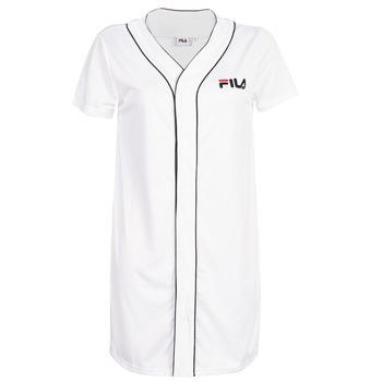 Textil Ženy Krátké šaty Fila Robin Bílá