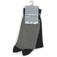 Doplňky  Muži Ponožky Emporio Armani CC114-302302-00020 Černá