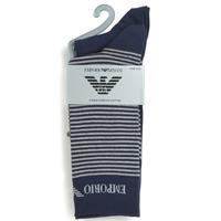 Doplňky  Muži Ponožky Emporio Armani CC114-302302-00035 Tmavě modrá
