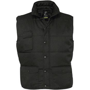 Textil Muži Prošívané bundy Sols EQUINOX PRO WORKS Negro
