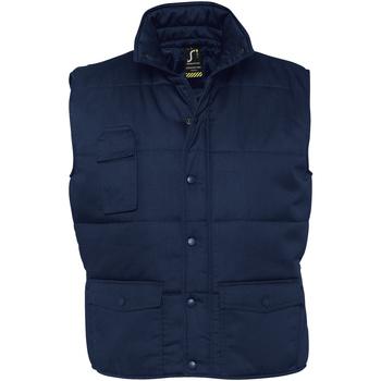 Textil Muži Prošívané bundy Sols EQUINOX PRO WORKS Azul