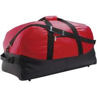 Taška Cestovní tašky Sols STADIUM  65 SPORT Rojo