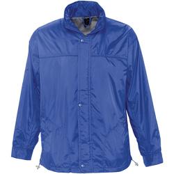 Textil Větrovky Sols MISTRAL HIDRO SWEATER Azul