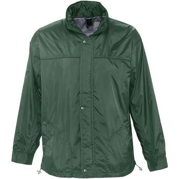 Textil Větrovky Sols MISTRAL HIDRO SWEATER Verde