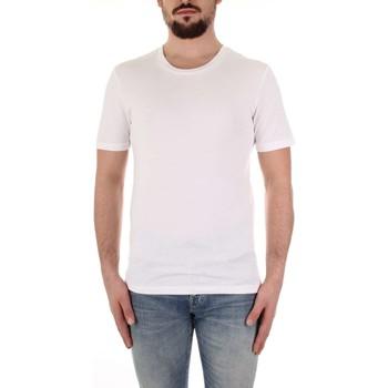 Textil Muži Trička s krátkým rukávem Selected 16057141 Bílá