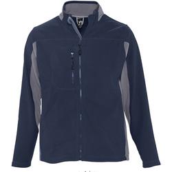 Textil Muži Fleecové bundy Sols NORDIC POLAR MEN Azul
