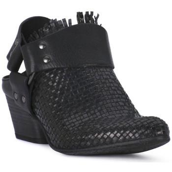 Boty Ženy Nízké kozačky Juice Shoes INTRECCIATO NERO Nero