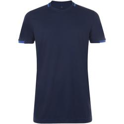 Textil Muži Trička s krátkým rukávem Sols CLASSICO SPORT Azul