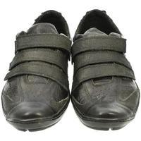 Boty Muži Nízké tenisky I-Guana Pánske čierne kožené topánky HANS čierna