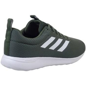 Boty Muži Nízké tenisky adidas Originals Lite Racer Cln Olivové,Zelené