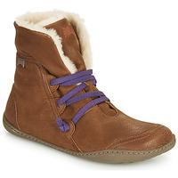 Boty Ženy Kotníkové boty Camper PEU CAMI