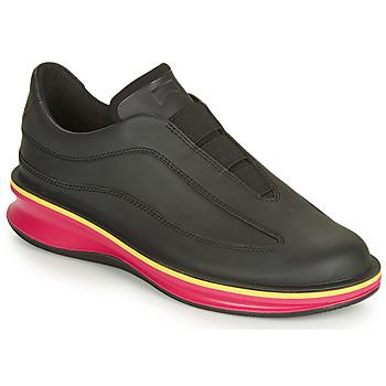 Boty Ženy Nízké tenisky Camper ROLLING Černá / Růžová
